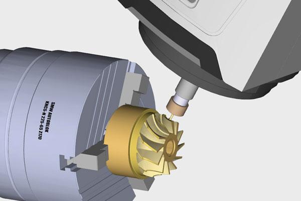 Adaptive Machining